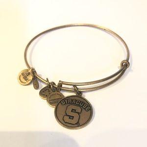 Syracuse University Alex and Ani bracelet